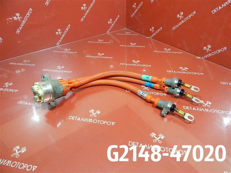 Электропроводка акпп Toyota Prius NHW11 1NZ-FXE