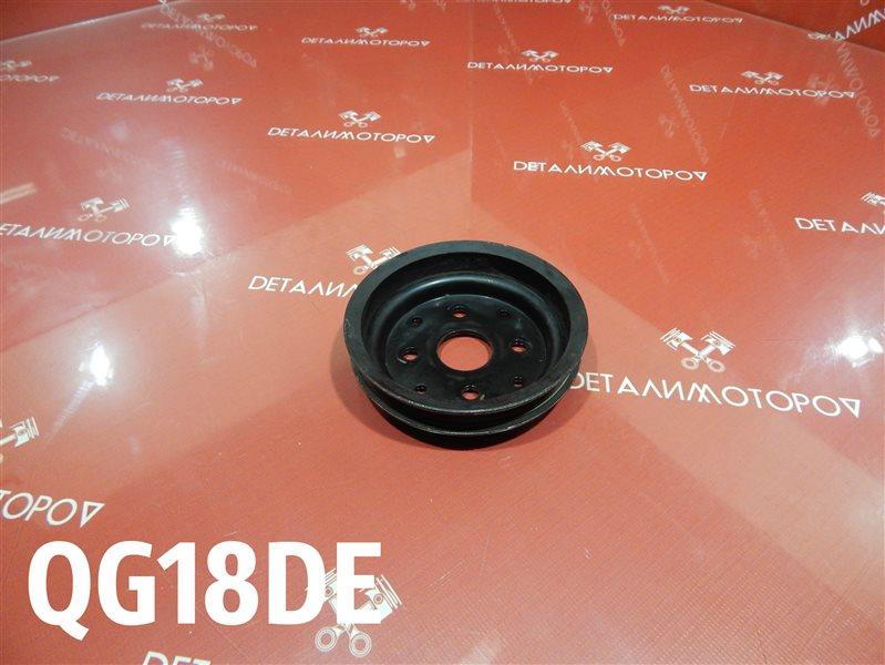 Шкив помпы Nissan Ad GK-VHNY11 QG18DE