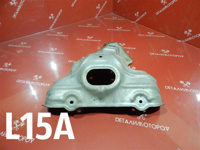 Кожух выпускного коллектора Honda Airwave DBA-GJ1 L15A