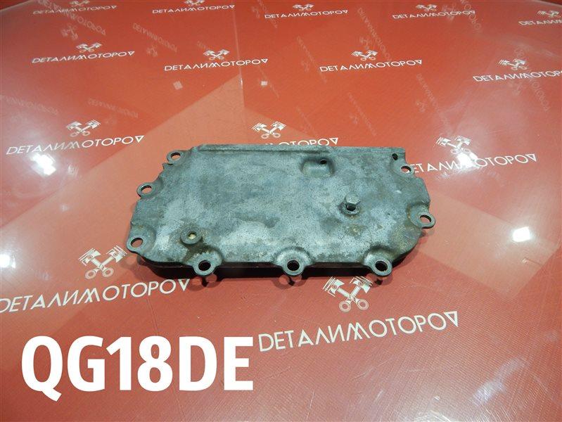 Крышка головки блока цилиндров Nissan Ad GK-VHNY11 QG18DE