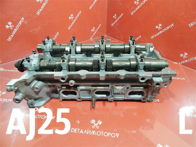 Головка блока цилиндров Jaguar S-Type X200 AJ25