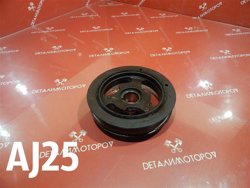 Шкив коленвала Jaguar S-Type X200 AJ25