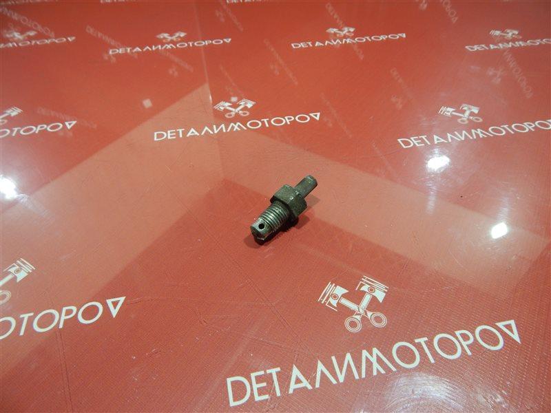 Кран сливной с блока Toyota Belta DBA-SCP92 2SZ-FE