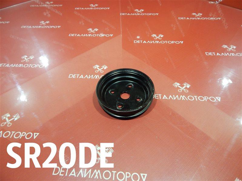 Шкив помпы Nissan 180Sx E-RPS13 SR20DE