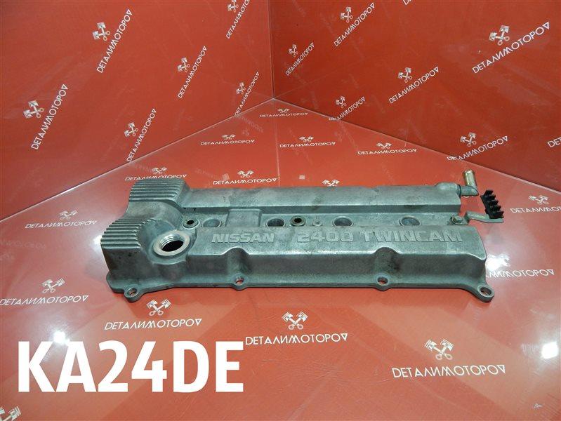 Крышка головки блока цилиндров Nissan Bassara GF-JU30 KA24DE