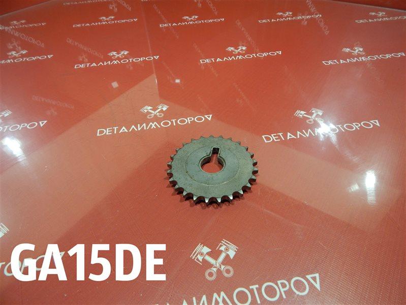 Шестерня распредвала Nissan Ad E-WFGY10 GA15DE