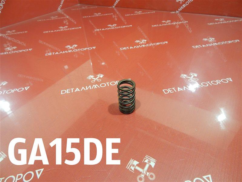 Пружина клапана Nissan Ad E-WFGY10 GA15DE