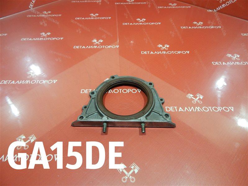 Крышка коленвала Nissan Ad E-WFGY10 GA15DE