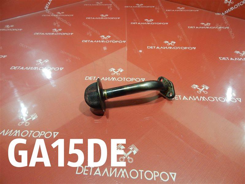 Маслоприемник Nissan Ad E-WFGY10 GA15DE