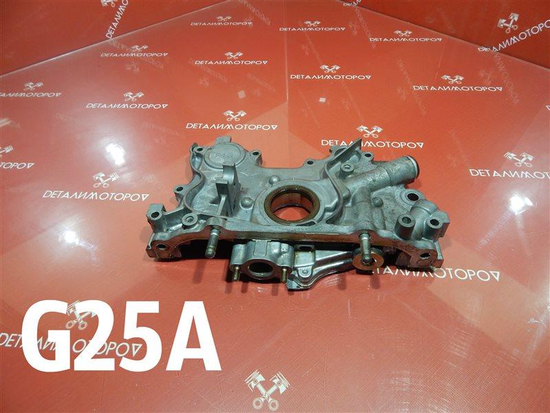 Масляный насос Honda Ascot E-CE5 G25A