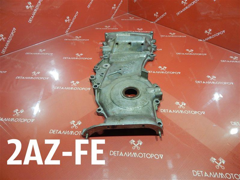 Лобовина двигателя Toyota Alphard DBA-ANH20W 2AZ-FE