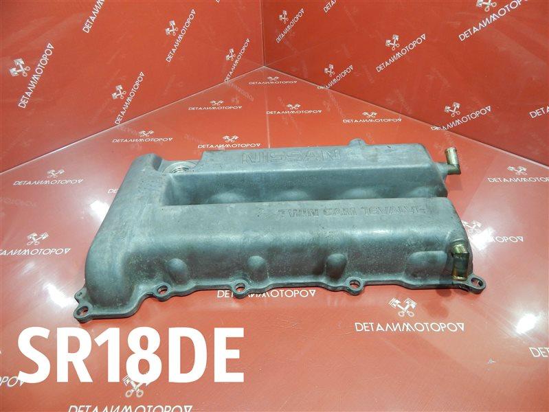 Крышка головки блока цилиндров Nissan Avenir E-W10 SR18DE