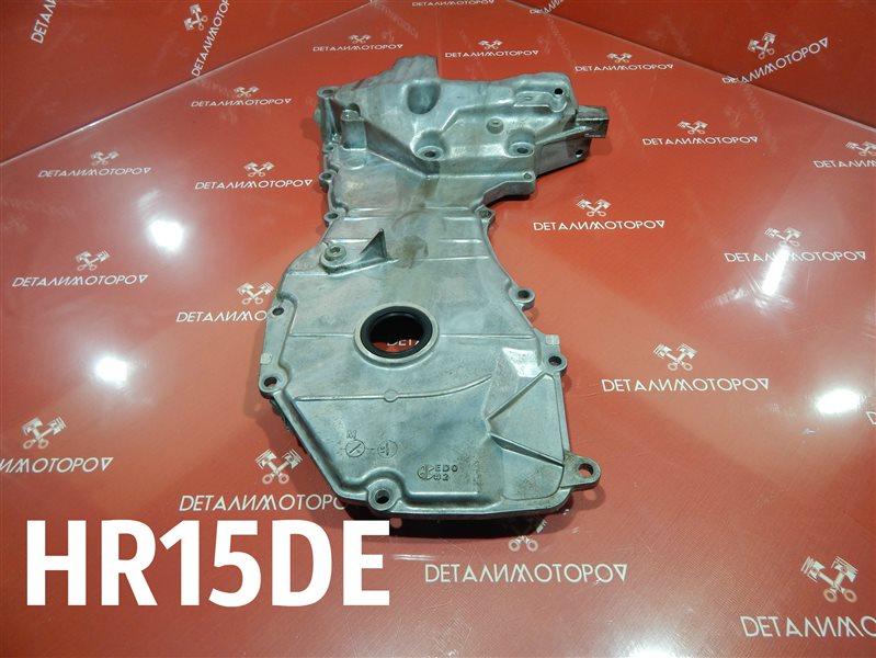 Лобовина двигателя Nissan Ad DBF-VY12 HR15DE