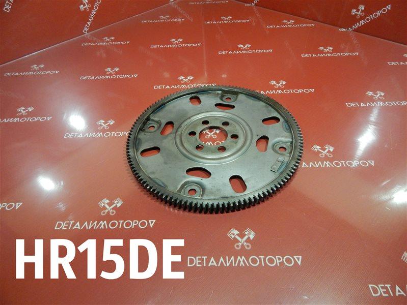 Маховик Nissan Ad DBF-VY12 HR15DE