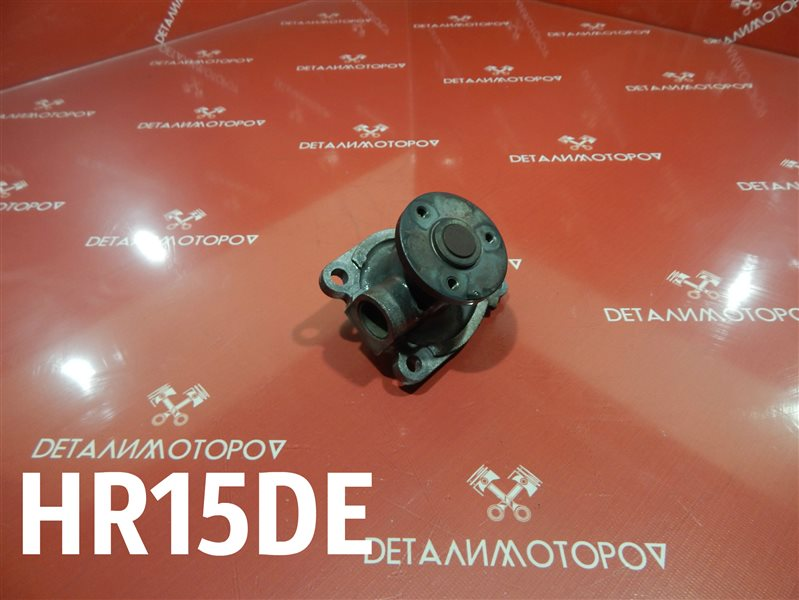 Помпа Nissan Ad DBF-VY12 HR15DE