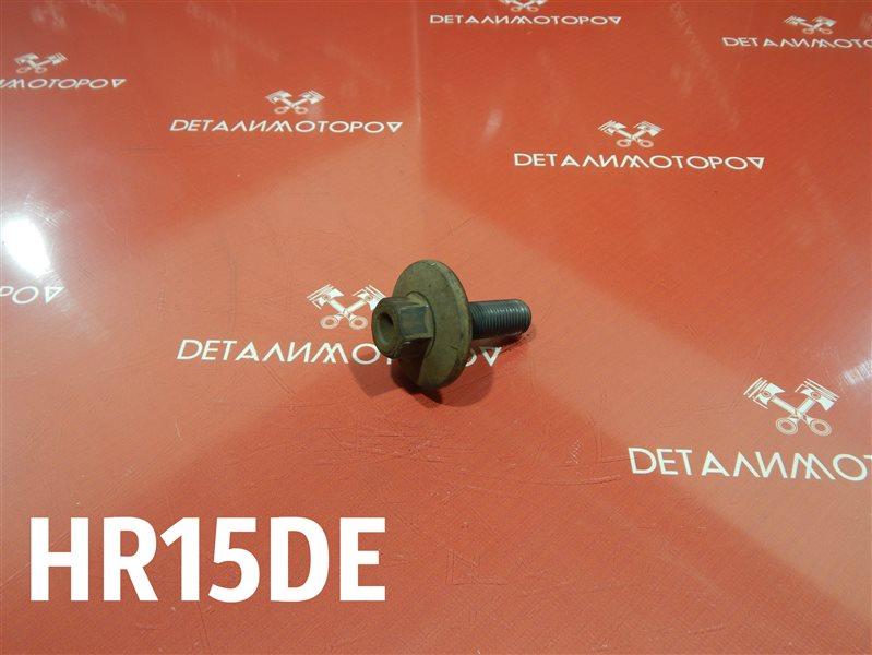 Болт коленвала Nissan Ad DBF-VY12 HR15DE