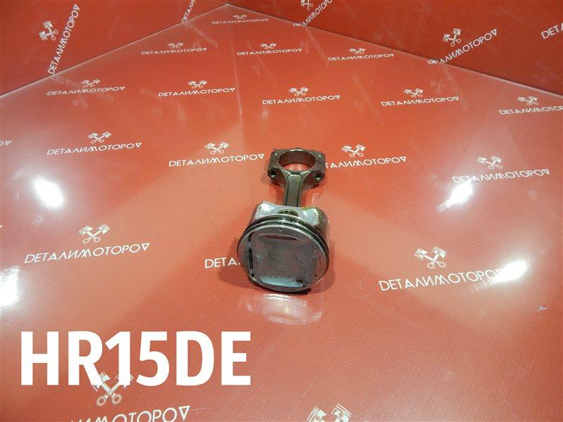 Поршень с шатуном Nissan Ad DBF-VY12 HR15DE