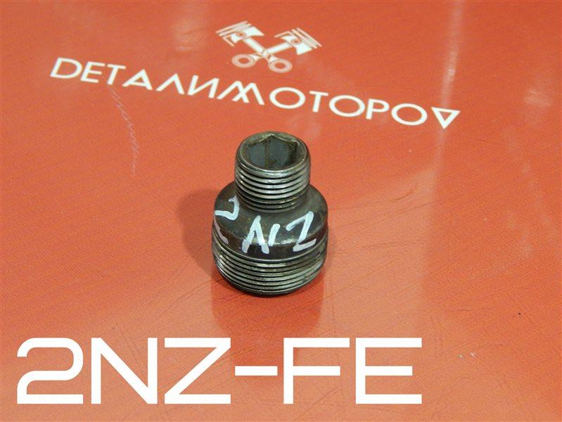 Крепление масляного фильтра Toyota Bb CBA-NCP30 2NZ-FE