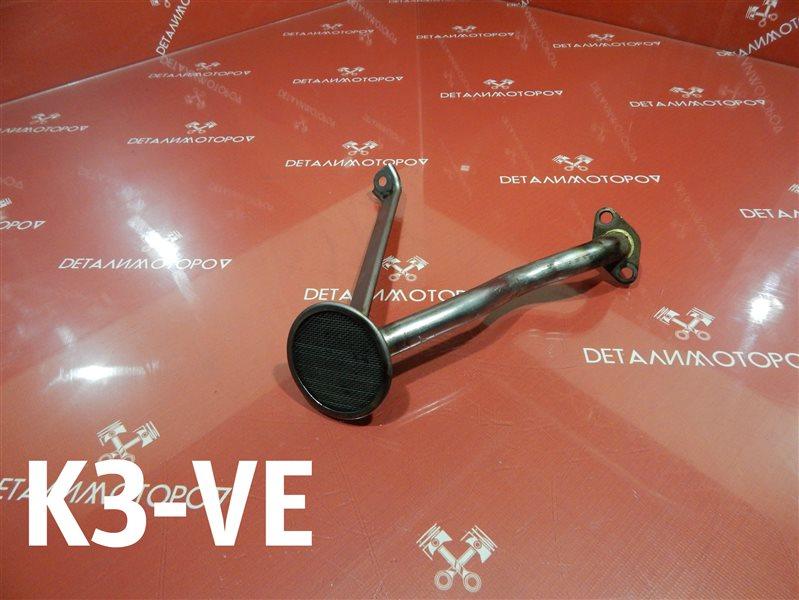 Маслоприемник Toyota Bb CBA-QNC20 K3-VE