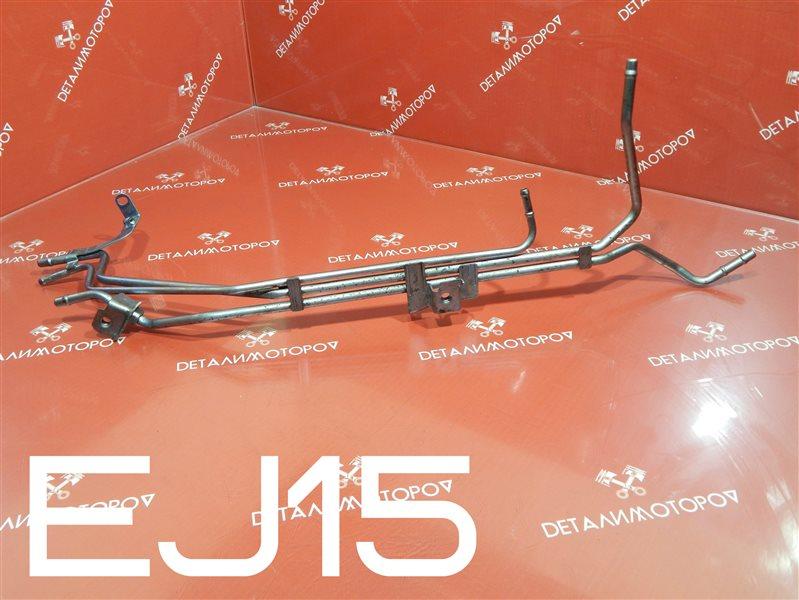 Трубка топливная Subaru Impreza E-GC1 EJ15