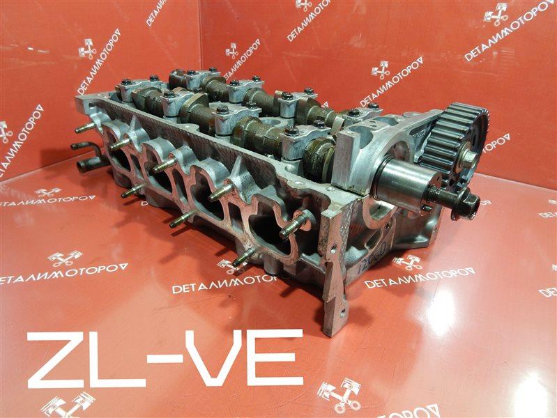 Головка блока цилиндров Mazda Familia GF-BJ5P ZL-VE