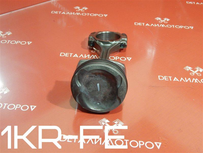 Шатун Toyota Belta DBA-KSP92 1KR-FE