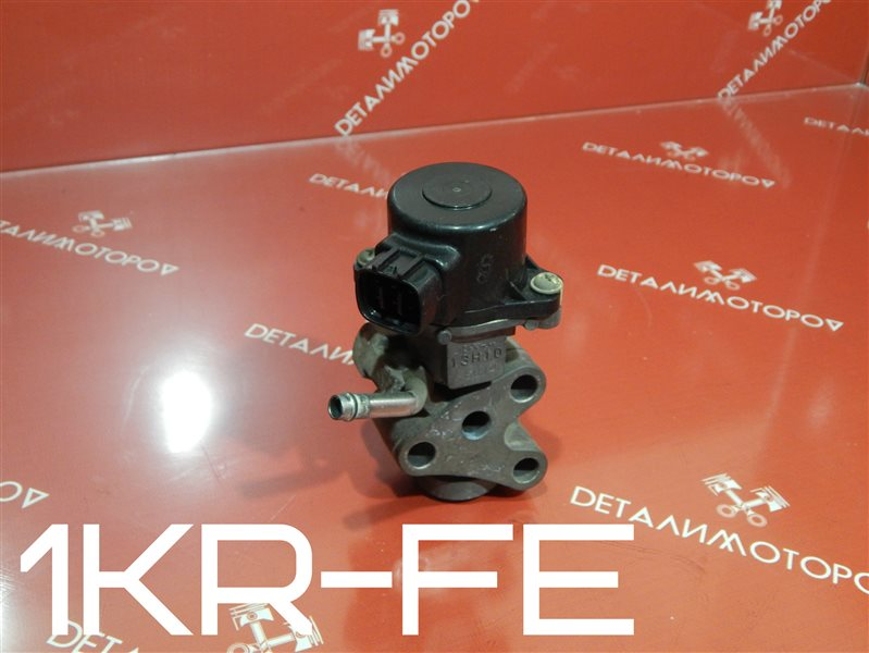Клапан egr Toyota Belta DBA-KSP92 1KR-FE