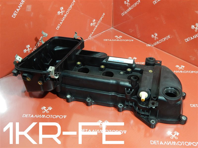 Крышка головки блока цилиндров Toyota Belta DBA-KSP92 1KR-FE