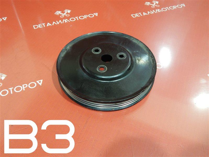 Шкив помпы Mazda Demio LA-DW3W B3