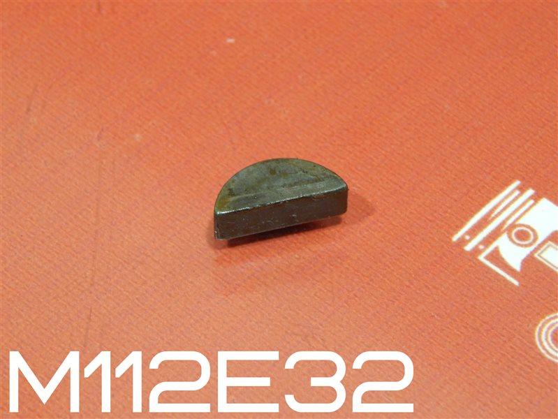 Шпонка коленвала Mercedes-Benz Clk 320 C208 M112E32