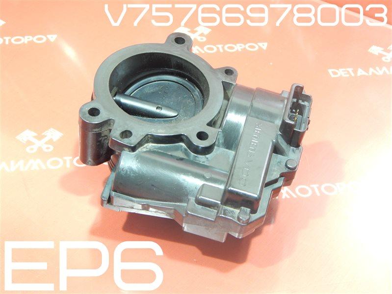 Дроссельная заслонка Peugeot 308 4A/C EP6