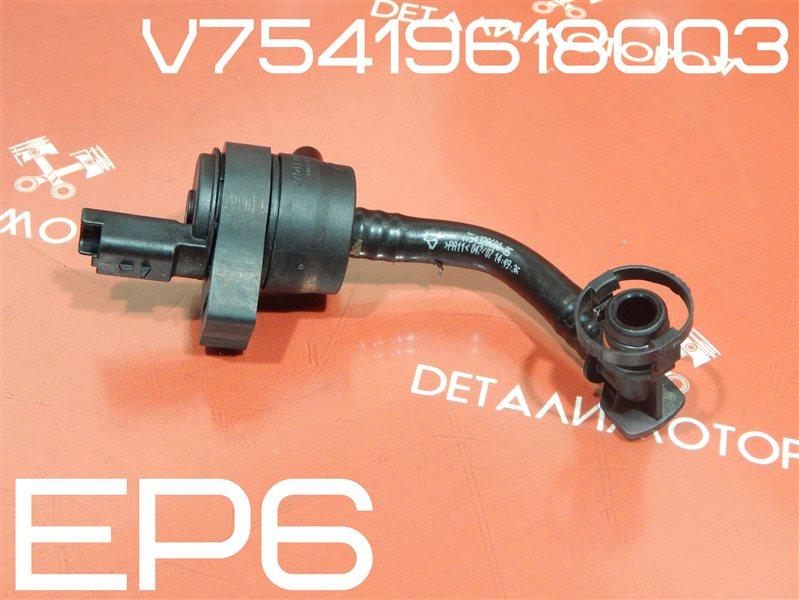 Клапан вентиляции топливного бака Peugeot 308 4A/C EP6