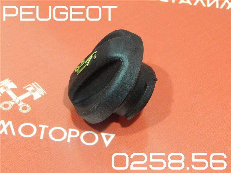 Крышка маслозаливной горловины Peugeot 308 4A/C EP6