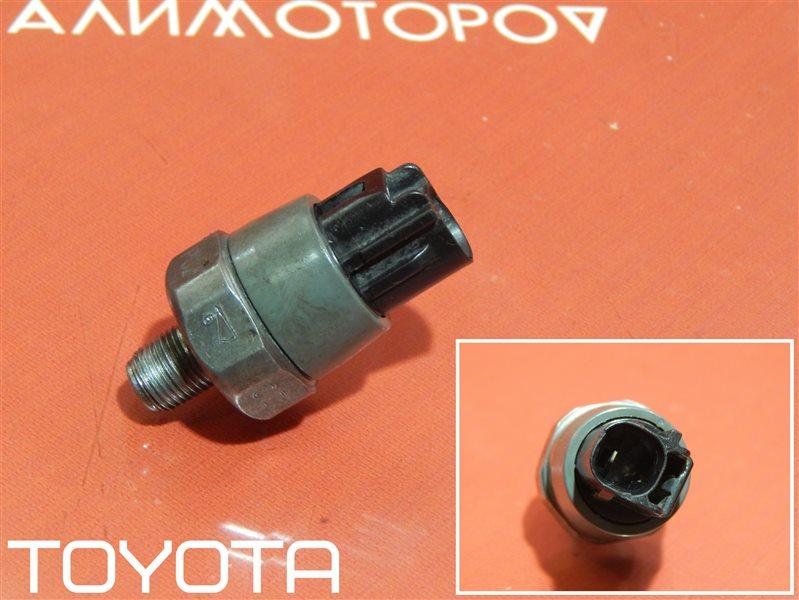 Датчик давления масла Toyota Allex ZZE122 1ZZ-FE