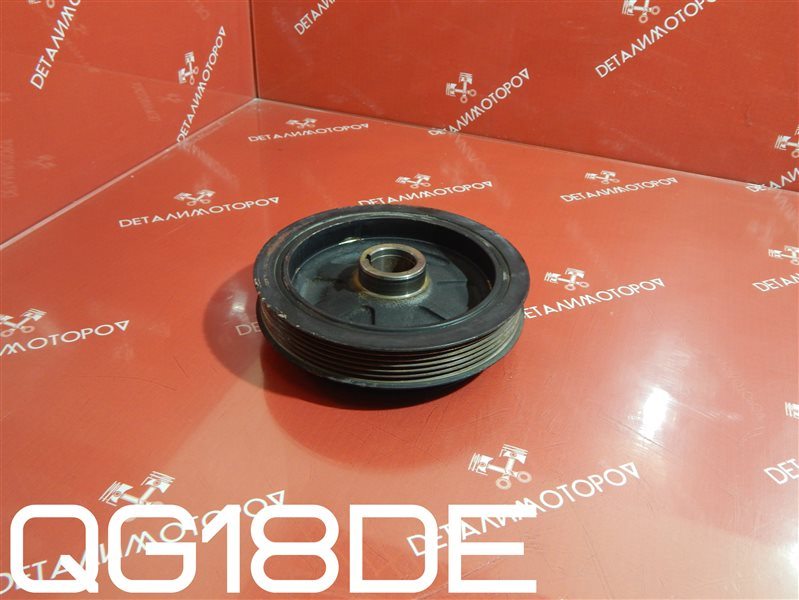 Шкив коленвала Nissan Ad GK-VHNY11 QG18DE