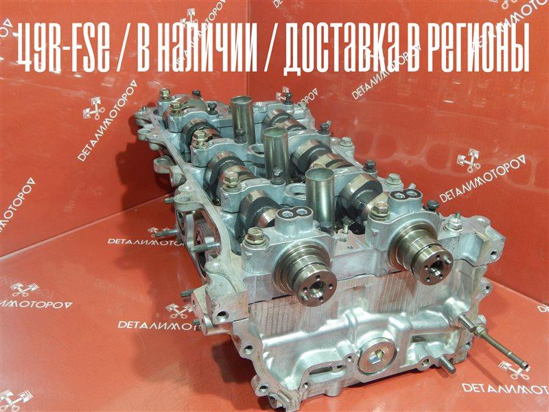 Головка блока цилиндров Toyota Crown DBA-GRS180 4GR-FSE правая