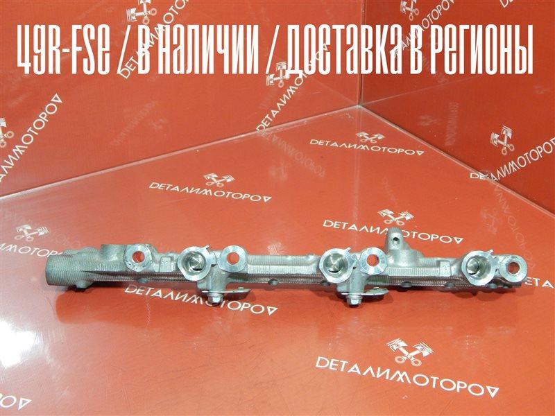 Топливная рейка Toyota Crown DBA-GRS180 4GR-FSE правая