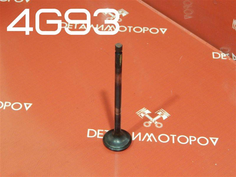 Клапан выпускной Mitsubishi Aspire GF-EA1A 4G93