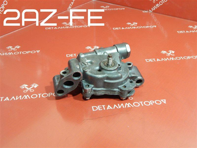 Масляный насос Toyota Alphard DBA-ANH20W 2AZ-FE