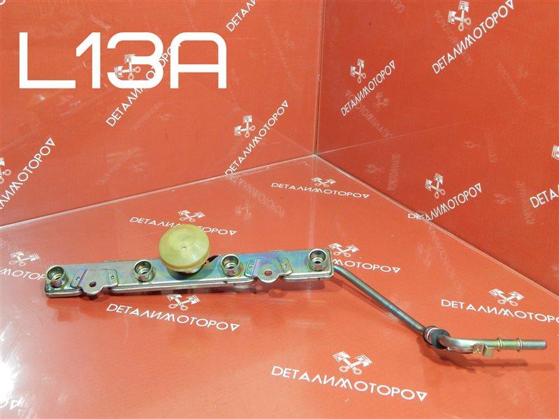 Топливная рейка Honda Fit DBA-GE6 L13A