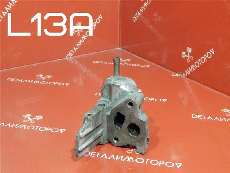 Крепление egr Honda Fit DBA-GE6 L13A