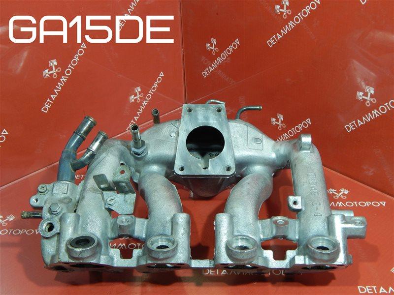 Коллектор впускной Nissan Ad E-WFGY10 GA15DE