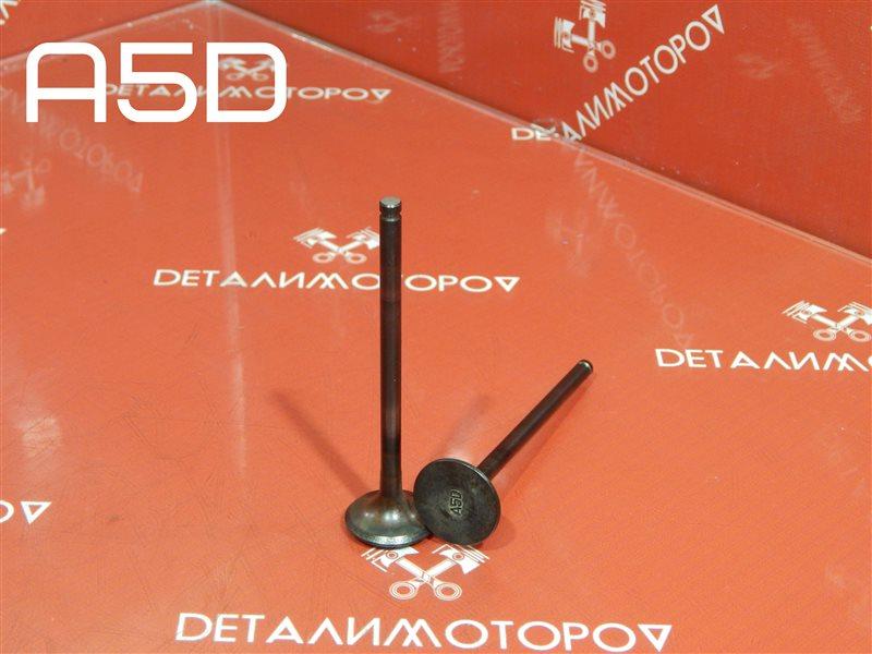 Клапан выпускной Kia Rio DC A5D