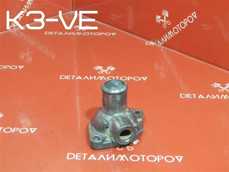 Крышка термостата Toyota Bb CBA-QNC20 K3-VE