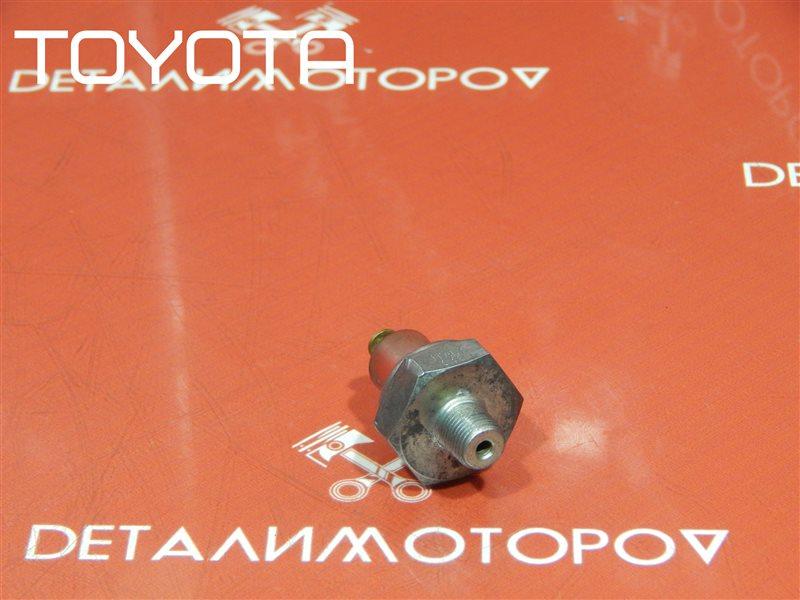 Датчик давления масла Toyota Bb CBA-QNC20 K3-VE