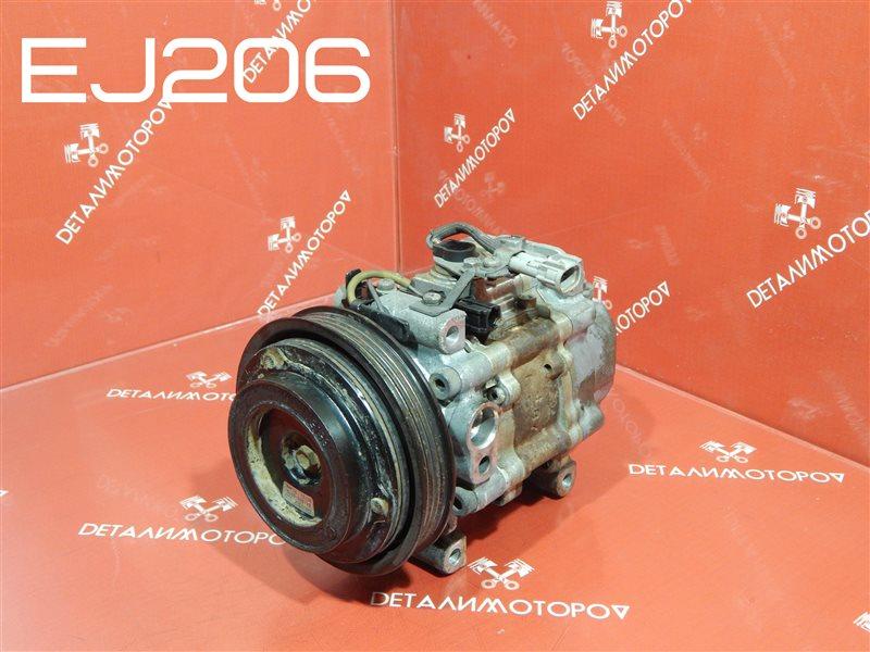 Компрессор кондиционера Subaru Legacy BE5 EJ206