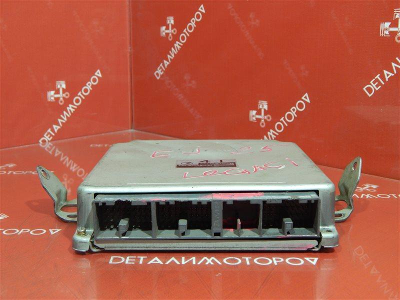 Блок управления двс Subaru EJ25