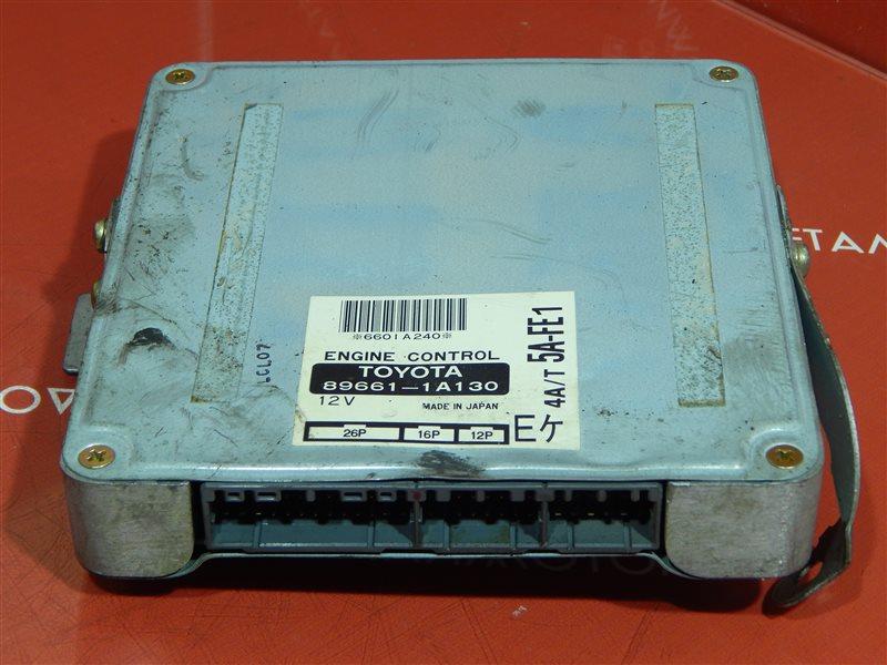 Блок управления двс Toyota 5A-FE
