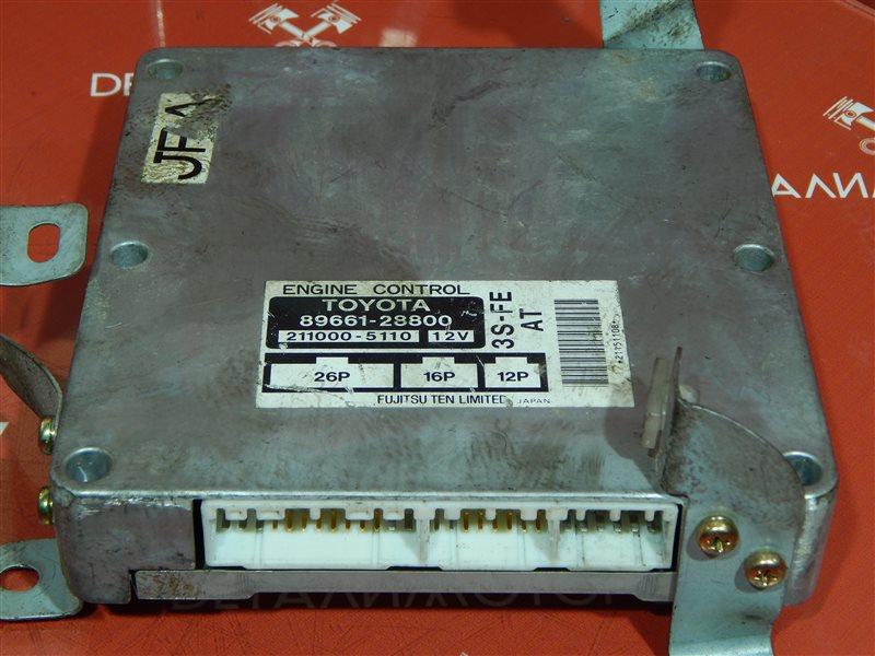 Блок управления двс Toyota Lite Ace Noah SR40G 3S-FE