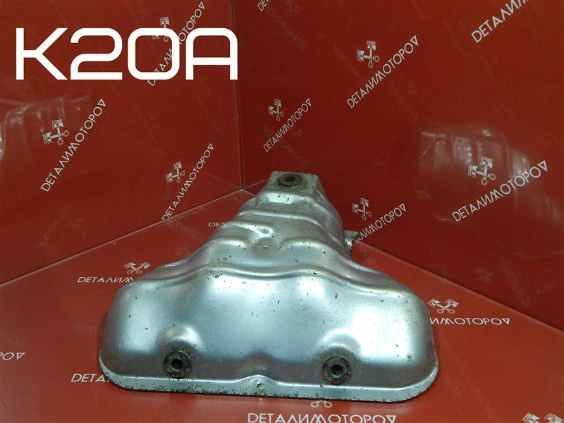 Кожух выпускного коллектора Honda Accord CM K20A